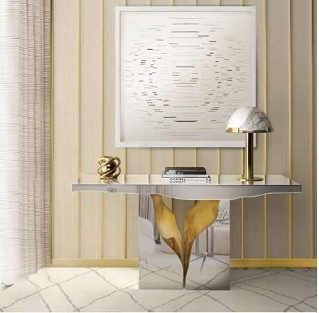 Side Servers/ Console Tables